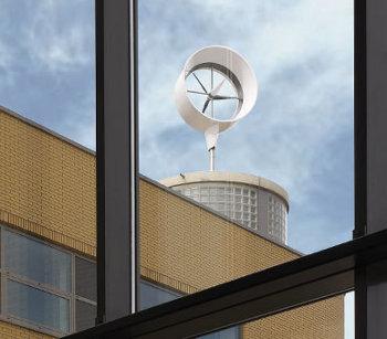 Generador de Energía Eólica Urbano