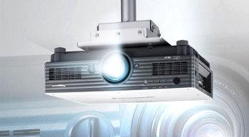 La luminosidad en el proyector de cine en casa dom tica - Proyector cine en casa ...