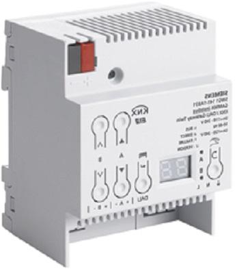 Pasarela dual knx dali n141 31 lo ltimo para control for Control de iluminacion domotica