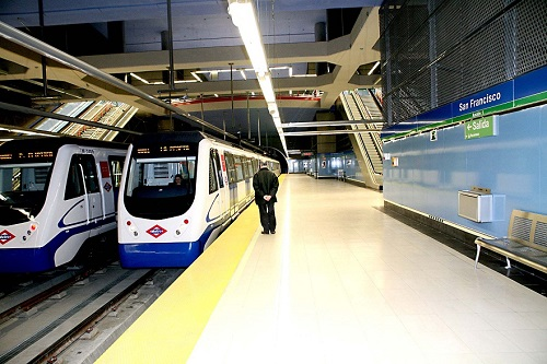 led-metro